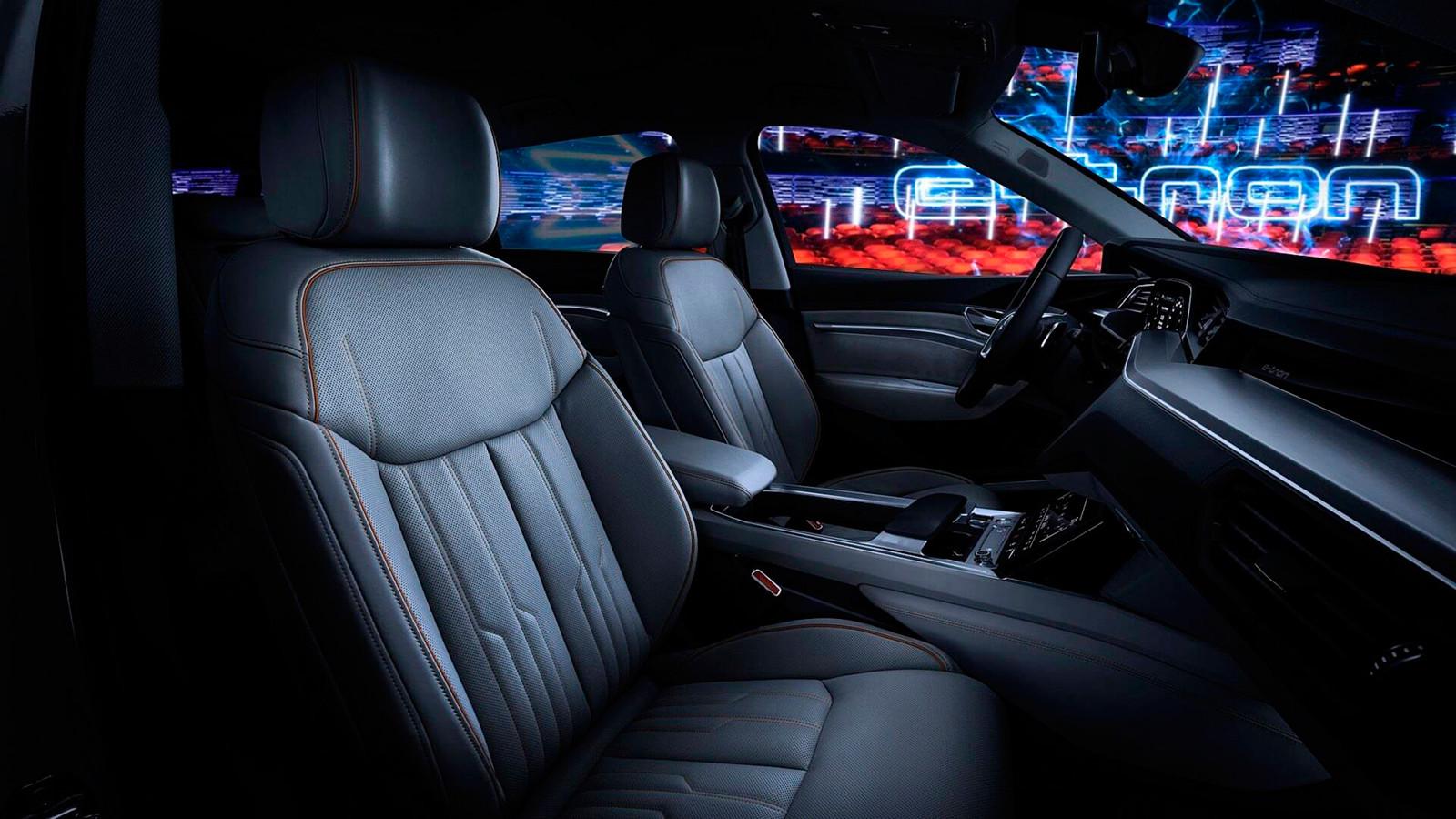 Foto de El habitáculo del Audi e-tron, al descubierto (8/19)