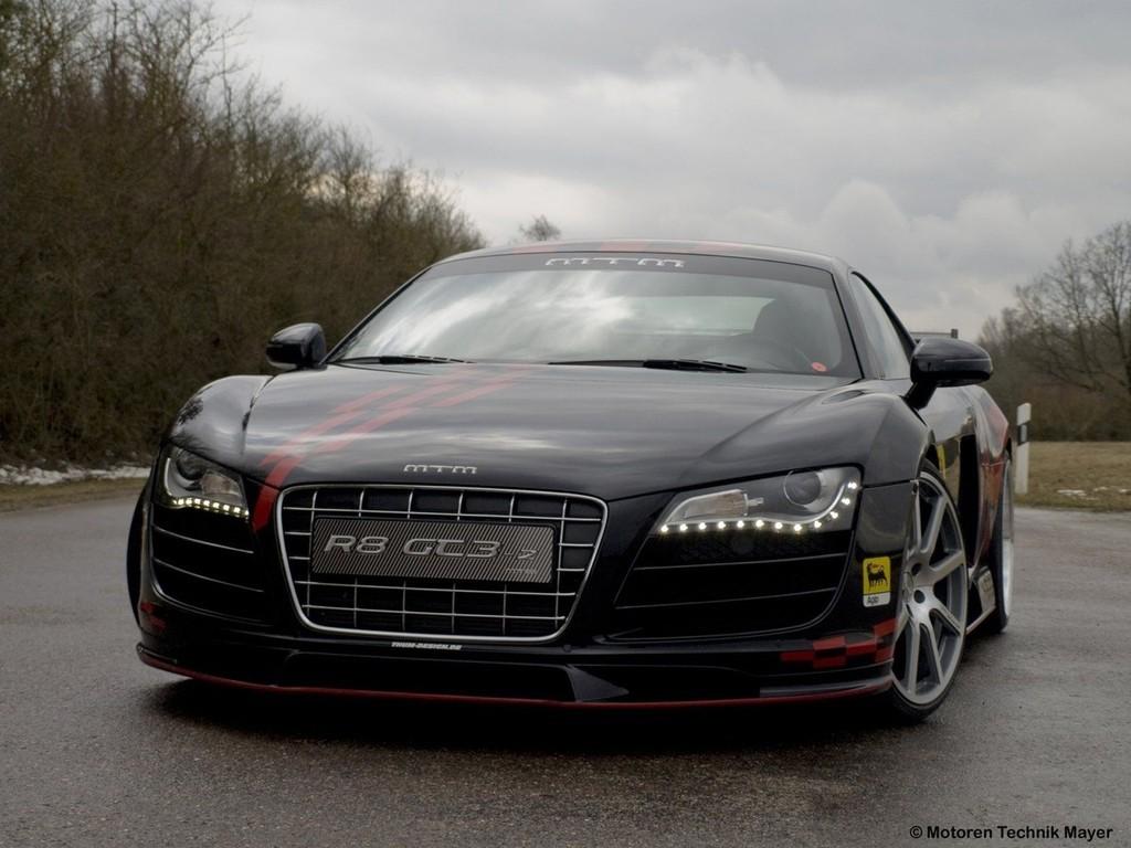 Foto de Audi R8 MTM R8 GT3-2 (1/8)