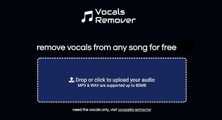 Remove Vocals Make Karaoke Instrumentals For Free
