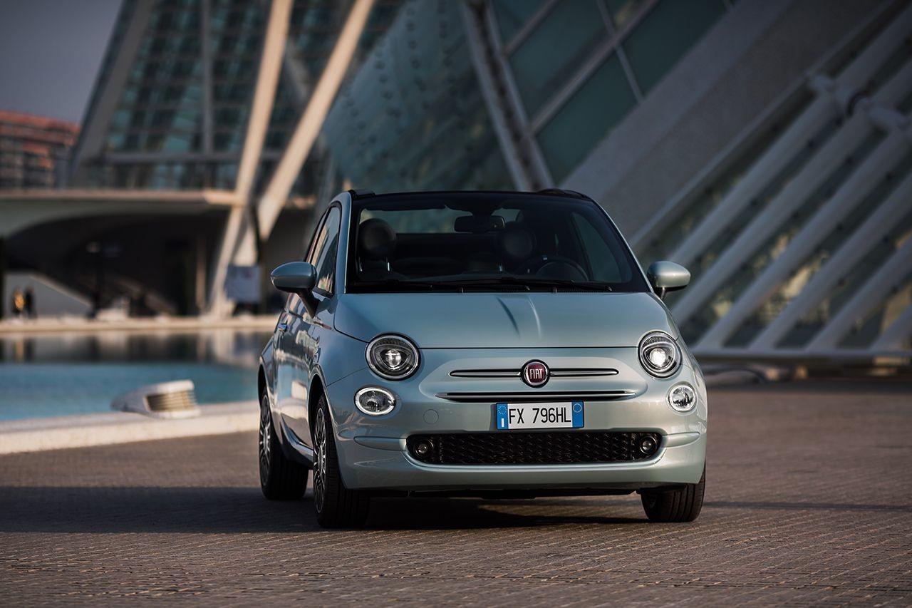 Foto de Fiat 500 y Panda Hybrid Launch Edition (11/19)