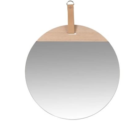 Espejo Colgante Beige 40x50 Cm Charlois