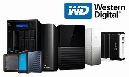 Ahorra en almacenamiento con las ofertas en NAS y discos duros Western Digital de la semana en Amazon