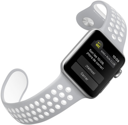 Apple Watch 2 Running