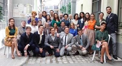 La segunda temporada de 'Amar es para siempre', a afianzarse en Antena 3