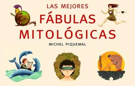 'Las mejores fábulas mitológicas', mitología para niños