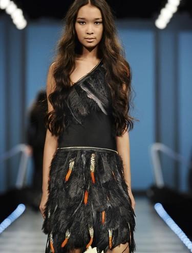 Sisley colección Otoño-Invierno 2011/2012: estilo folk