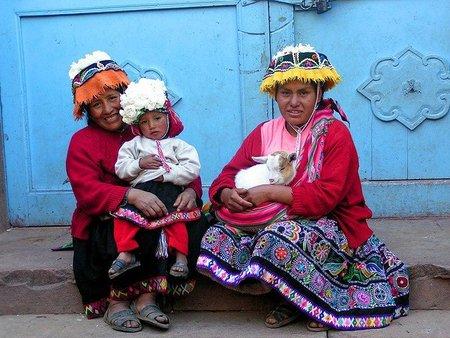 Pisaq, Perú