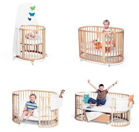 Muebles evolutivos para que la habitaci n del beb crezca - Muebles para la habitacion del bebe ...