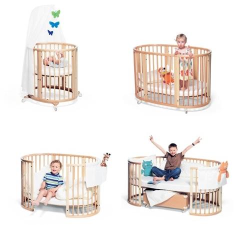 muebles evolutivos para que la habitacin del beb crezca con l cunas