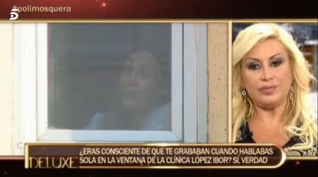 Raquel Mosquera Ingresada