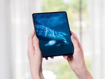 Samsung Galaxy Z Fold3 Abierto 01