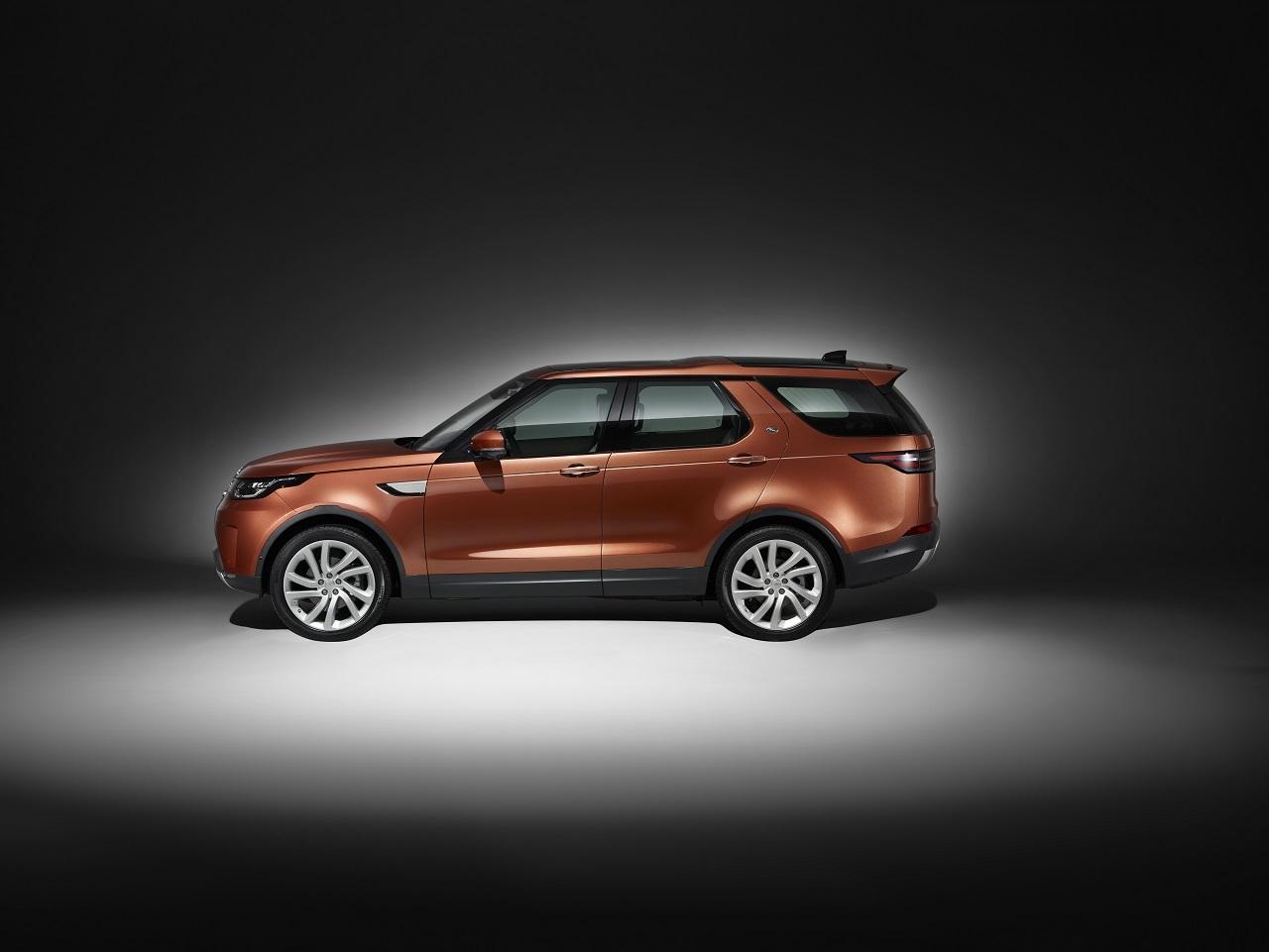 Foto de Land Rover Discovery (18/28)