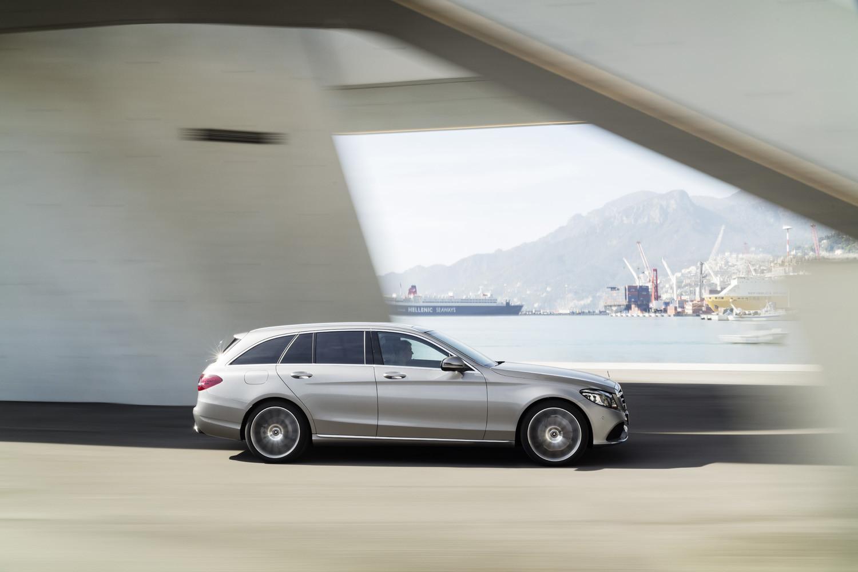 Foto de Mercedes-Benz Clase C 2018 (2/23)