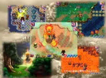 Tráiler del Children of Mana para DS