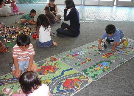 Pilares básicos para construir una Ciudad Amiga de la Infancia