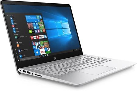 HP Pavillion con SSD