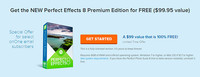 Perfect Effects 8 Premium de onOne Software, gratis por tiempo limitado