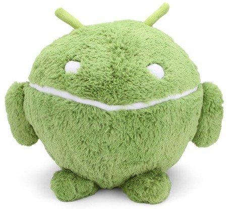 Peluche achuchable de Android