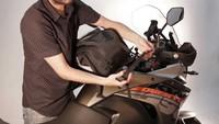 SHAD añade nuevas formas de fijación para sus bolsas touring