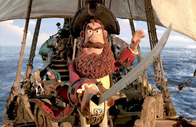 ¡Piratas! - Capitán Pirata