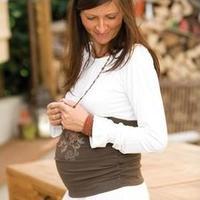 Belly Band: banda elástica para lucir barriga