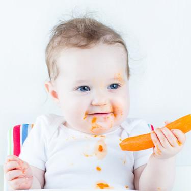 Calendario de incorporación de alimentos: cuándo debe el bebé empezar a comer cada uno