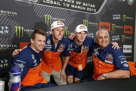 Antoni Cairoli y KTM