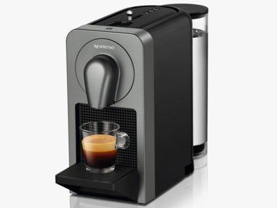 Apps hasta en el café: eso es lo que nos ofrece la Nespresso Prodigio, su primera cafetera conectada