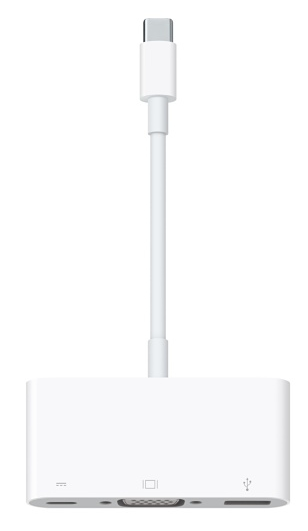 Adaptador Multipuerto Apple