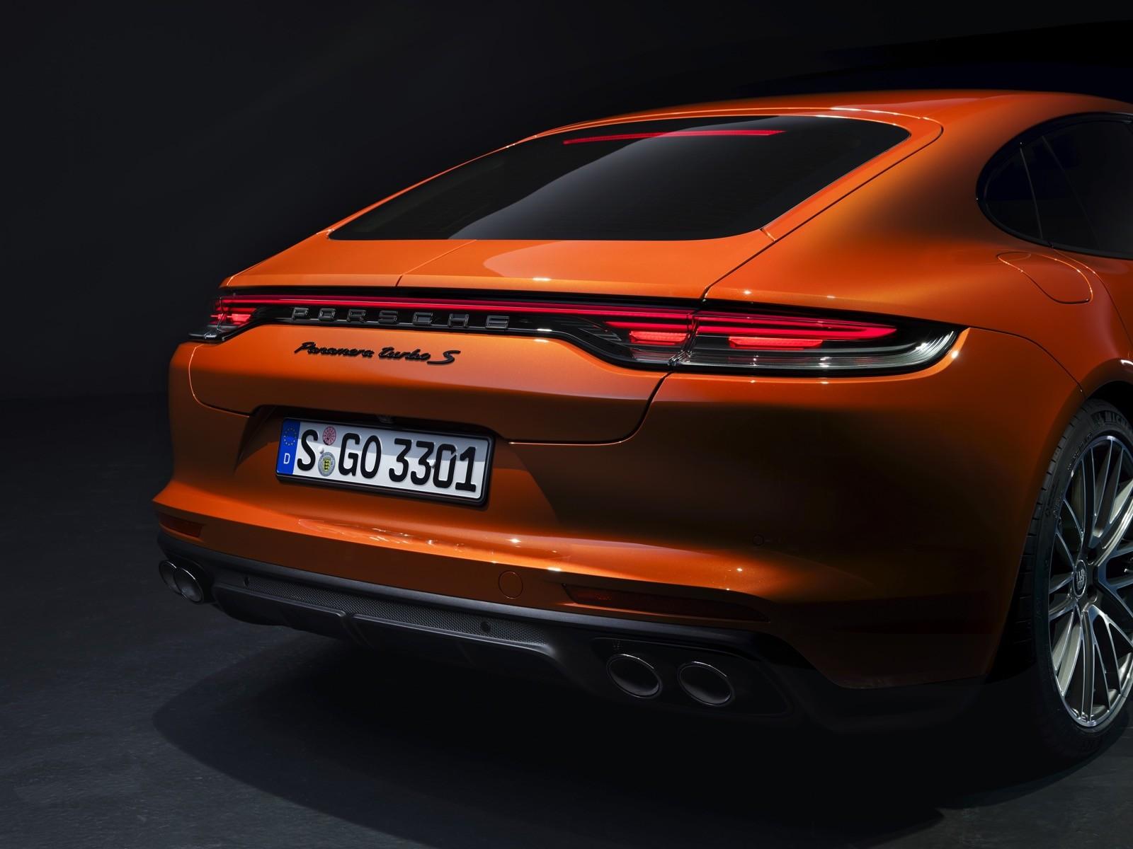 Foto de Porsche Panamera 2021 (10/57)