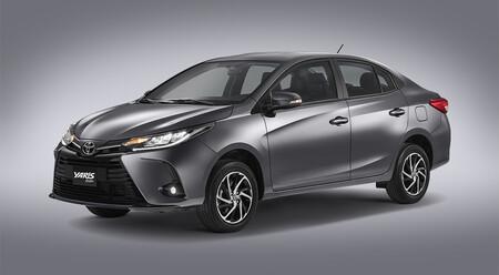 El Toyota Yaris Sedán ya prepara su próxima generación con una nueva plataforma