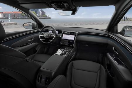 Nuevo Hyundai Tucson Interior 1