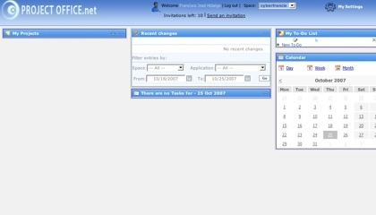 ProjectOffice, sencilla herramienta para la gestión de proyectos