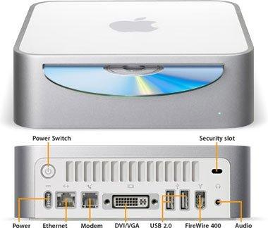 Mini, el Mac por debajo de 500 dólares