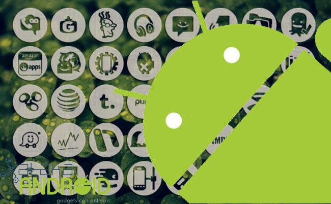 Iconos en Android
