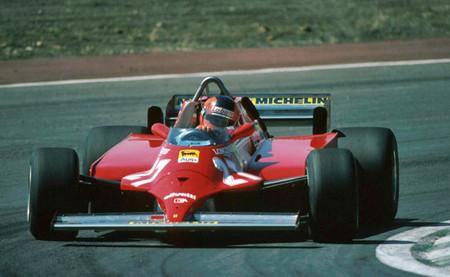 Gilles Villeneuve 1981 Jarama