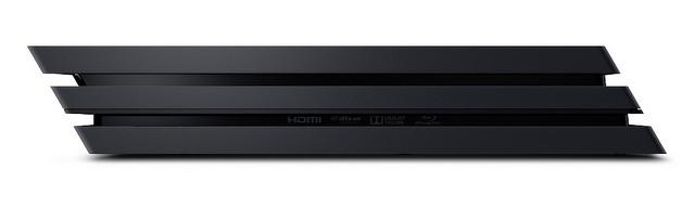 PS4 Pro diseño