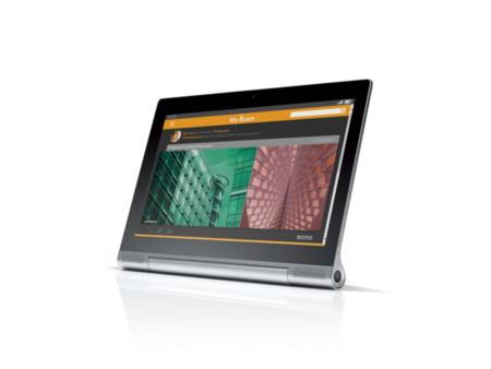 Yoga Tablet 2 Pro: Lenovo se va a las 13 pulgadas y añade proyector a su tablet