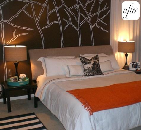Foto de Antes y después: un dormitorio muy relajante (1/5)