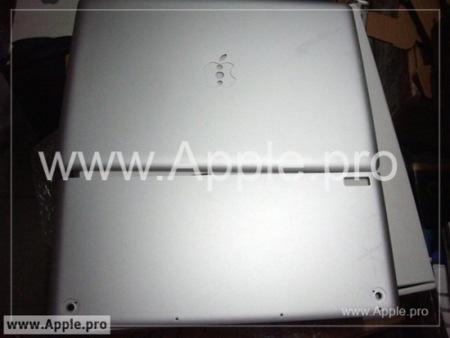 Rumor: Fotografías sugieren un posible nuevo MacBook pro