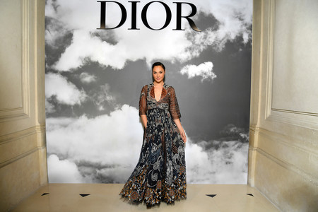 Dior Haute Couture Autumn Winter 2019 2020 Vips Galgadot