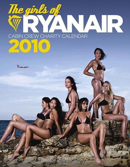 Calendario Ryanair 2010