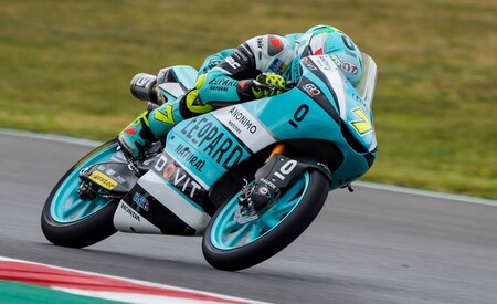 Foggia Portugal Moto3 2021