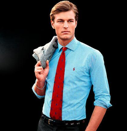Personaliza tu corbata Ralph Lauren