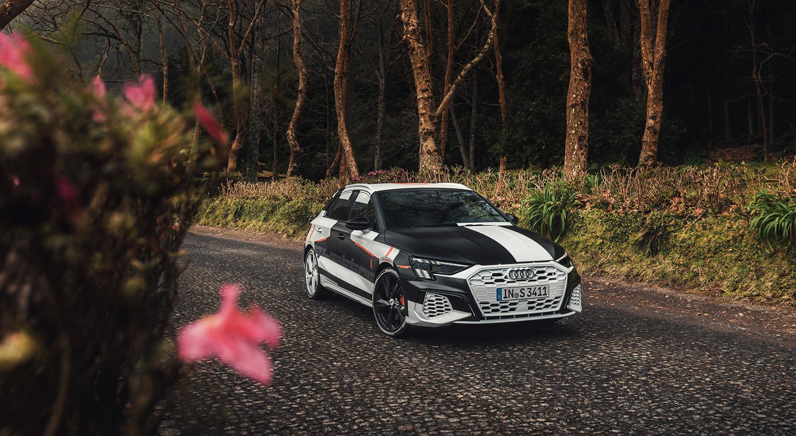 Foto de Audi S3 Sportback 2020, teaser (2/13)