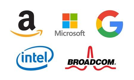 Empresas Americanas Huawei
