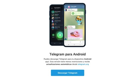 Telegram Apk Web