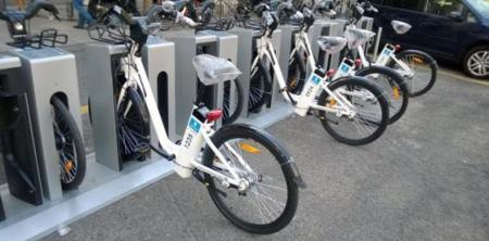 BiciMAD: el servicio de bici pública en Madrid ya está disponible