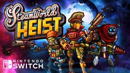 SteamWorld Heist llegará a Nintendo Switch con su Ultimate Edition el 28 de diciembre
