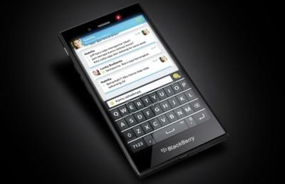 BlackBerry Z3 da sus primeros pasos en el mercado